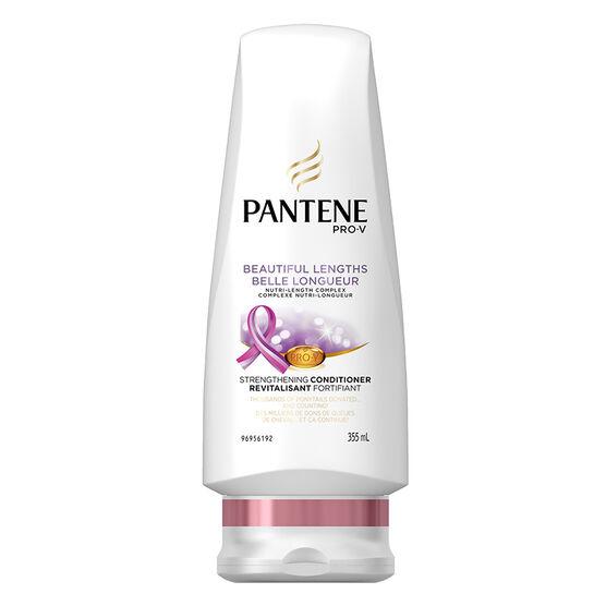 Pantene Beautiful Lengths Strengthening Conditioner - 355ml