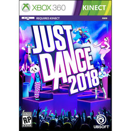 PRE ORDER: Xbox 360 Just Dance 2018