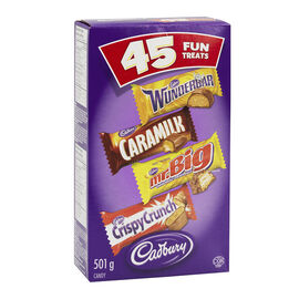 Cadbury Chocolate Fun Treats - 45's