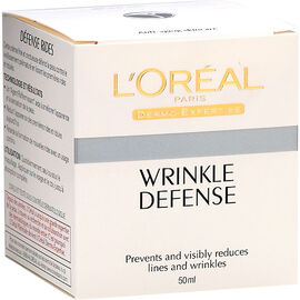 L'Oreal Dermo-Expertise Wrinkle Defense - 50ml