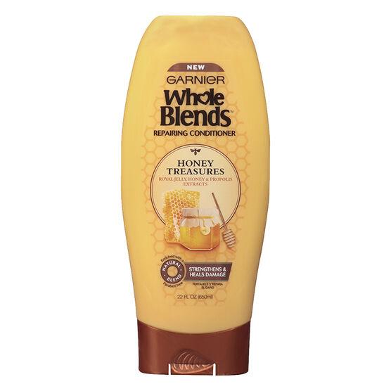Garnier Whole Blends Repairing Conditioner - Honey Treasures - 650ml