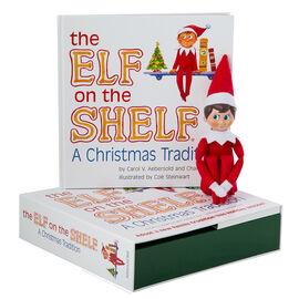 Elf on the Shelf Box - Boy