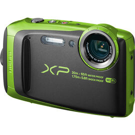 Fujifilm FinePix XP125 - Lime Green - 600019976