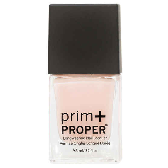 Prim + Proper Nail Lacquer - Canadian Pink Mints