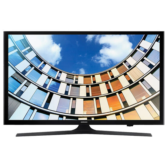 Samsung 40-in 1080p LED/LCD Smart TV - UN40M5300AFXZC