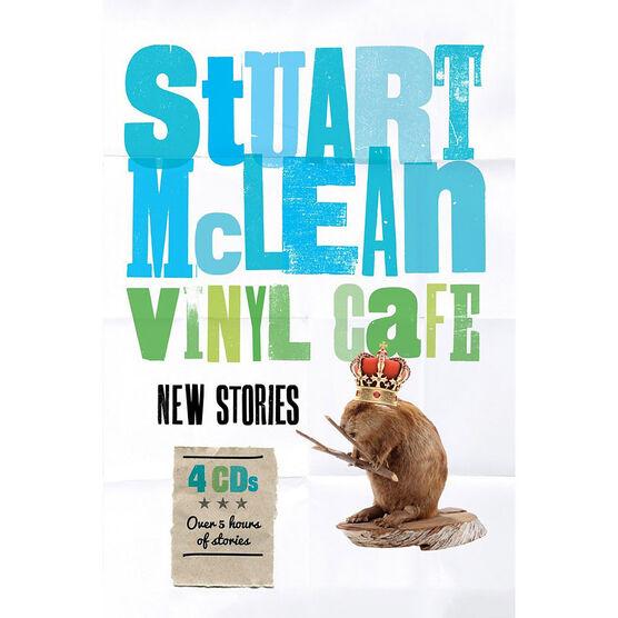 Stuart McLean - Vinyl Cafe - New Stories - 4 CDs