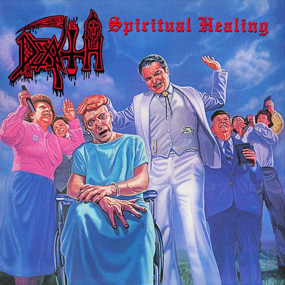 Death - Spiritual Healing - Vinyl