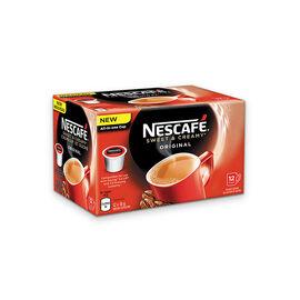 Nescafe Sweet & Creamy Coffee Pods - Original - 12 Servings