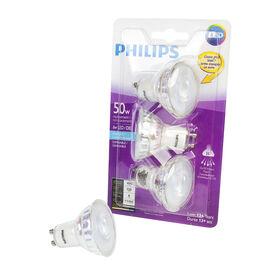 Philips LED GU10 Light Bulb - Daylight - 50/6w