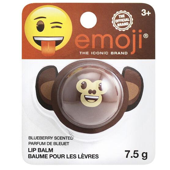 Emoji Lip Balm - Blueberry - 7.5g