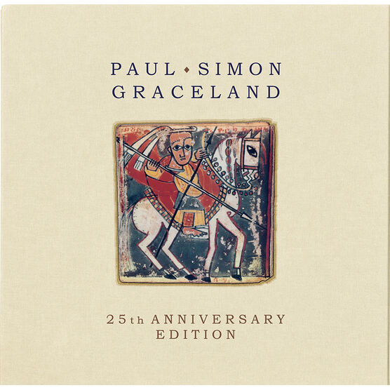 Simon, Paul - Graceland: 25th Anniversary Edition - Vinyl
