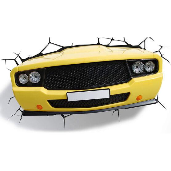 3D Deco Light - Muscle Car - 84652