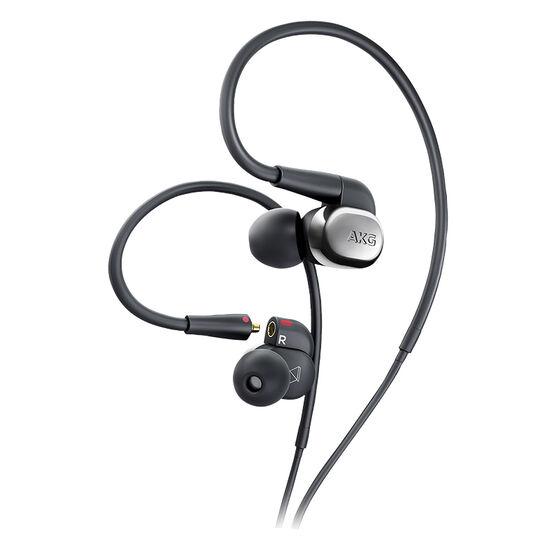 AKG N40 High Resolution In-Ear Headphones - Silver - N40SIL