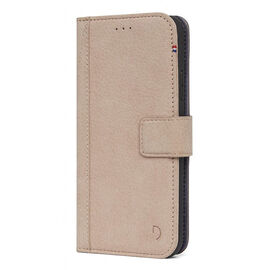 Decoded Leather Wallet for iPhone X - Natural - DCD7IPOXWC5NL