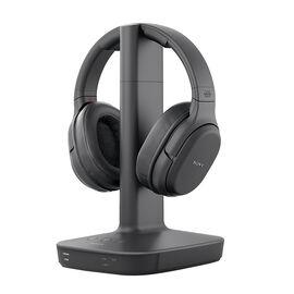 Sony RF Wireless Headphones - Black - WHL600B