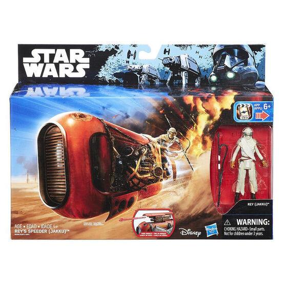 Hasbro Star Wars R7 Vehicle Figure - Assorted