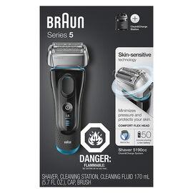 Braun Series 5-5190 Electric Shaver - 5-5190CC