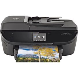 HP Envy 7640 e-All-in-One Printer - Black/Grey - E4W43A#B1H