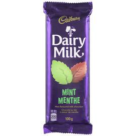 Cadbury Bar - Mint - 100g