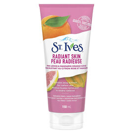 St. Ives Even & Bright Facial Scrub -  Pink Lemon & Mandarin Orange - 150ml