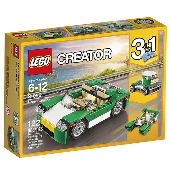 LEGO Creator 3in1 - Green Cruiser