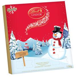 Lindt Lindor Advent Calendar - 158g