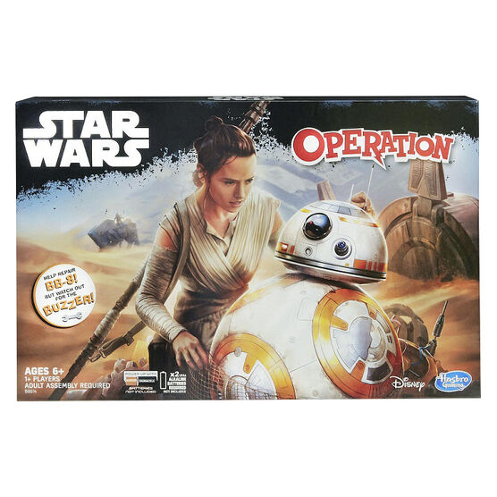Star Wars Operation Game