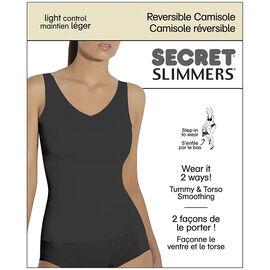Secret Slimmers Reversible Camisole - B - Nude