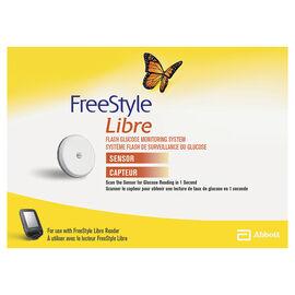Abbott FreeStyle Libre Flash Glucose Monitoring System Sensor - 15344