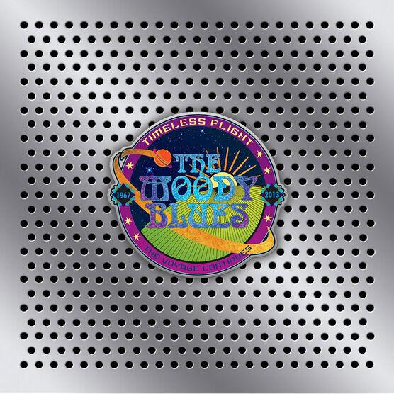 The Moody Blues - Timeless Flight - CD