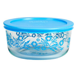 Corningware Pyrex Storage - Cornflower - 4 cup