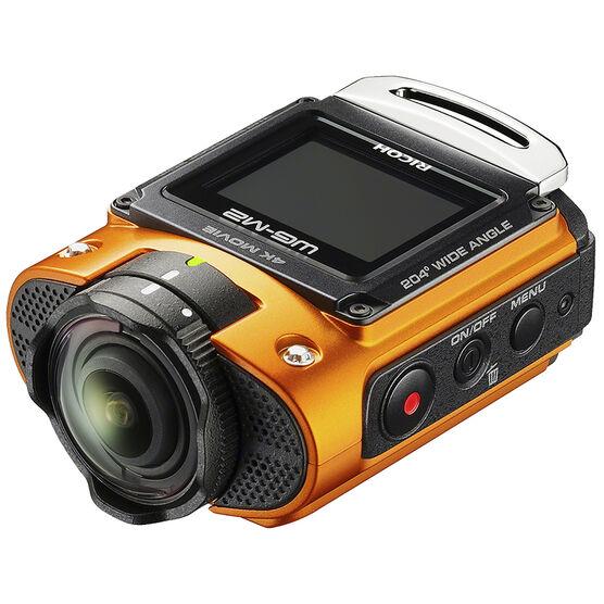 Ricoh WG-M2 - Orange - 03803- Open Box Display Model