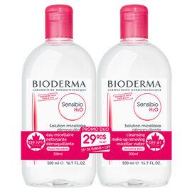 Bioderma Sensibio H2O Duo - 2x500ml