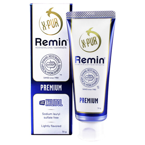 X-Pur Remin Remineralizing Toothpaste - 70g