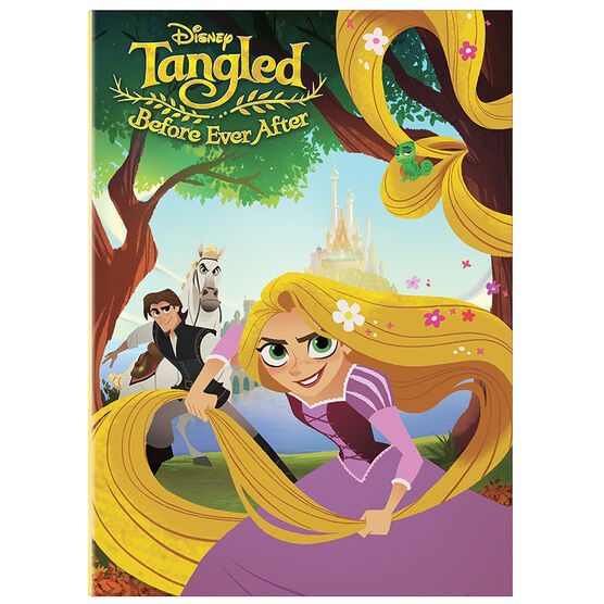 Tangled: Before Forever After - DVD