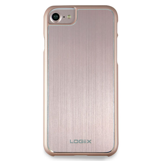 Logiix Aircraft Shell for iPhone 6/6s/7 - Rose Gold - LGX12427