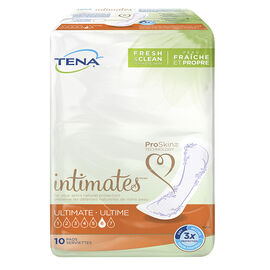 Tena Intimates Pads - Ultimate - 10's