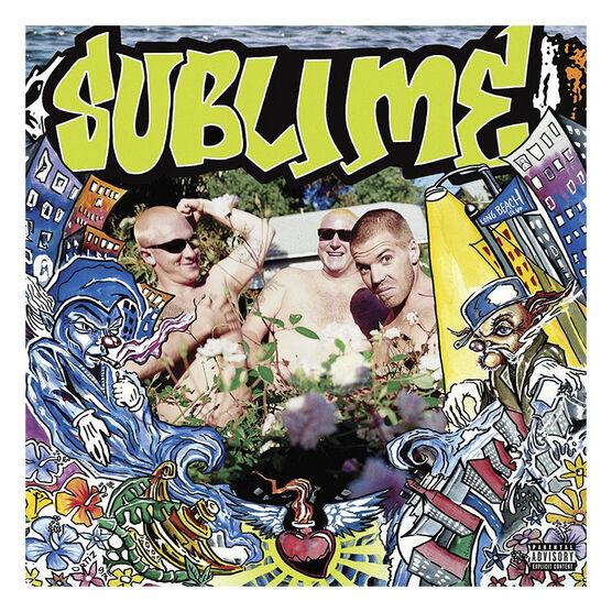 Sublime - Second-Hand Smoke - Vinyl