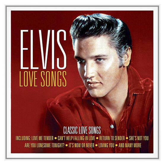 Elvis Presley - Love Songs - 3 CD