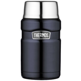 Thermos Vacuum Food Jar - Blue - 710ml