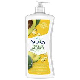 St. Ives Vitamin E Advanced Body Moisturizer - 600ml