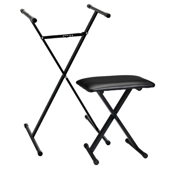 Casio keyboard stand bench package pkg 52100 london drugs Keyboard stand and bench