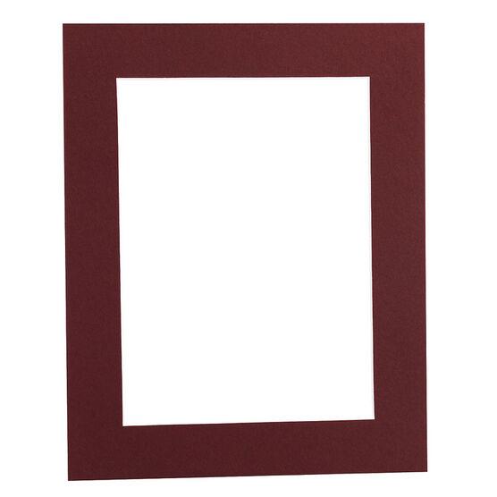 Tempo 8x10 Mat Frame - Maroon