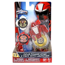 Power Rangers Ninja Star - Assorted