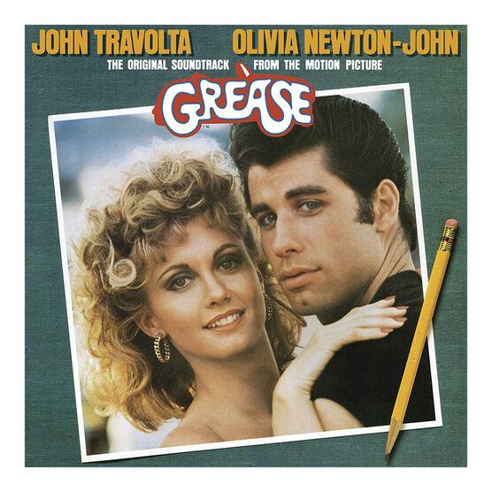 Soundtrack - Grease Original Sound Track - Vinyl