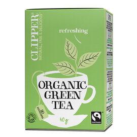 Clipper Organic Tea - Green - 20's