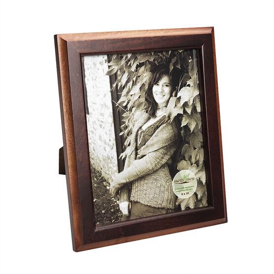 Winfield Plateau Frame - 8x10-inches - Espresso