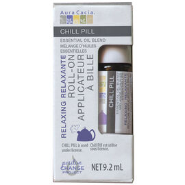 Aura Cacia Roll On Essential Oil - Chill Pill - 9.2ml