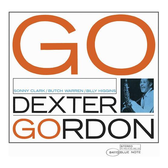 Dexter Gordon - Go - Vinyl