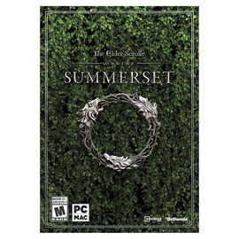 PC The Elder Scrolls Online: Summerset